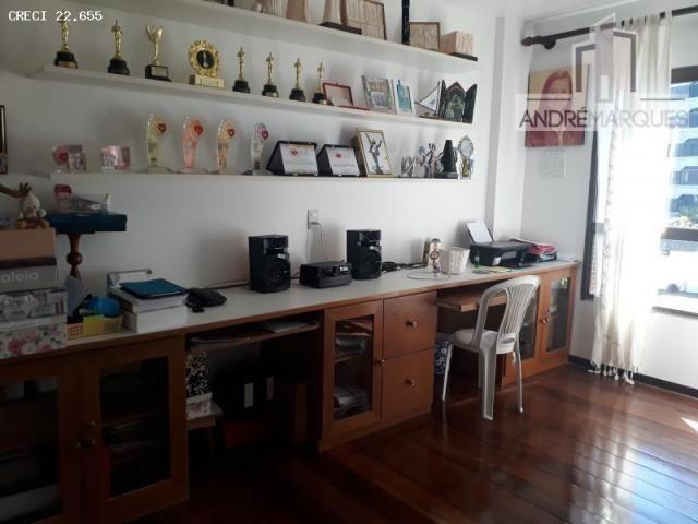 Apartamento para Venda em Salvador, Rio Vermelho, 4 dormitórios, 3 suítes, 3 banheiros, 3  - Foto 12
