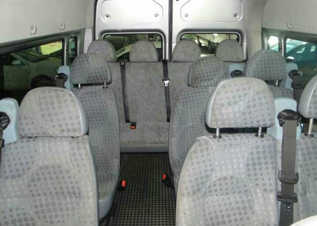 Van Transit - Posso parcelar - Foto 3