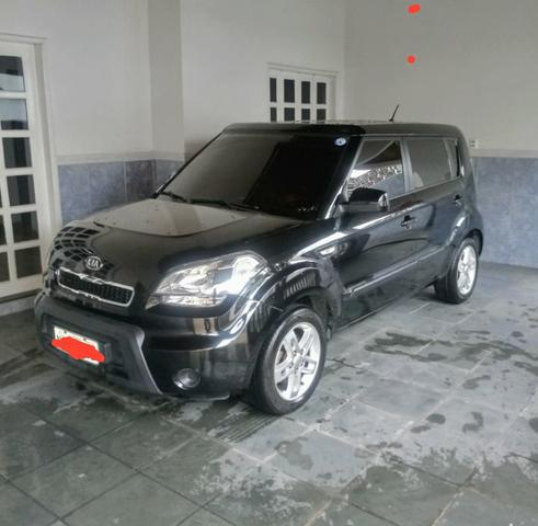 Kia soul 2011 R$ 23.550