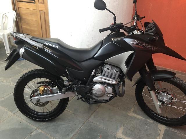 Honda xre 300 2016/2016 moto extremamente zero sem detalhes moto muito bem cuidada - Foto 9