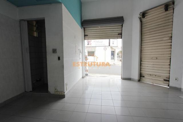 Salão para alugar, 30 m² por r$ 700,00/mês - centro - rio claro/sp - Foto 3