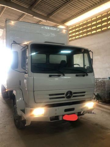 Caminhão Mercedes 1214 98 pronta pra rodar