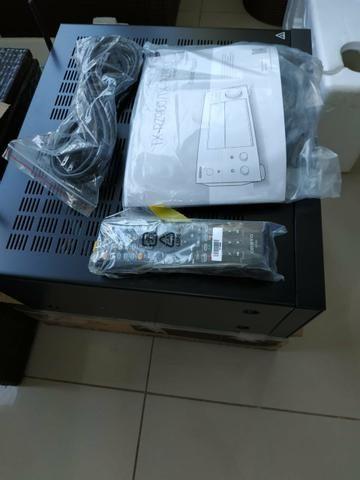 Vendo receiver novo na caixa - Foto 4