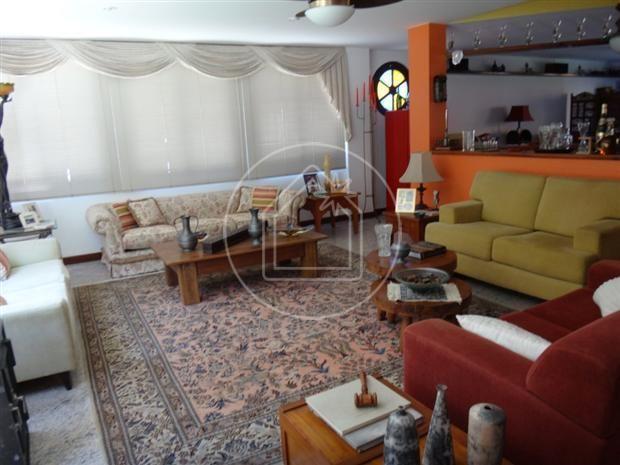 Casa à venda com 5 dormitórios em Cosme velho, Rio de janeiro cod:810918 - Foto 7