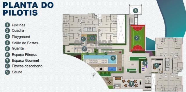 Área privativa à venda, 3 quartos, 2 vagas, nova suissa - belo horizonte/mg - Foto 19