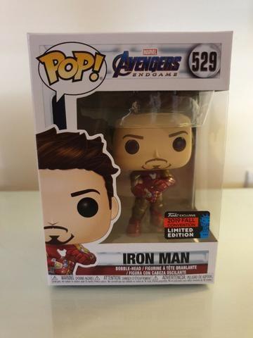 Funko POP - Iron Man - R$200,00