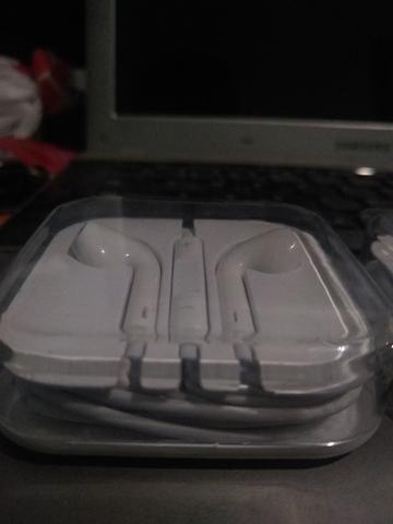 Fones de ouvido Apple EarPods