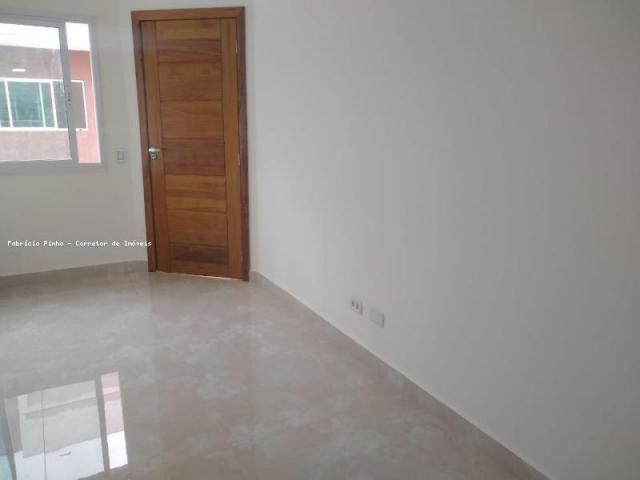 Casa para venda em mogi das cruzes, vila nova aparecida, 2 dormitórios, 2 banheiros, 1 vag - Foto 2