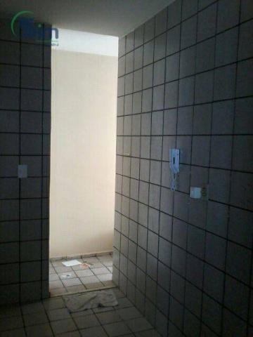 Apartamento residencial para locação, cidade dos funcionários, fortaleza. - Foto 16