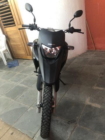 Honda xre 300 2016/2016 moto extremamente zero sem detalhes moto muito bem cuidada - Foto 8