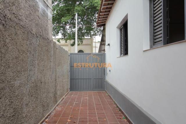 Salão para alugar, 250 m² por r$ 4.000,00/mês - centro - rio claro/sp - Foto 3