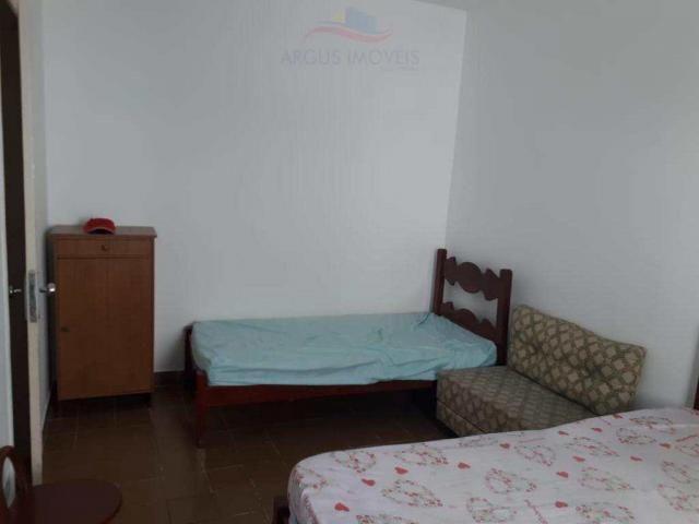 Apartamento para alugar com 1 dormitórios em Boqueirão, Praia grande cod:567 - Foto 2