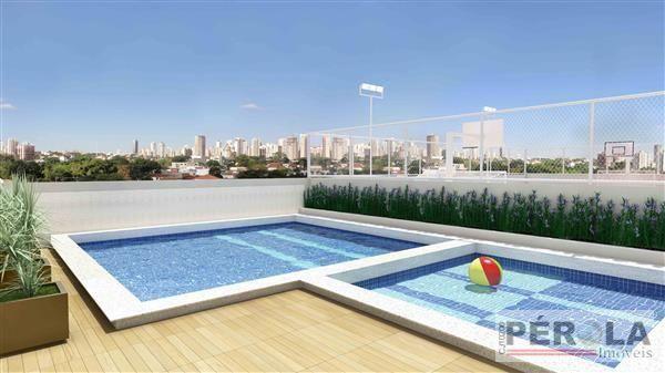 Apartamento  com 3 quartos no RESIDENCIAL ESSÊNCIA HOME CLUB - Bairro Jardim América em Go - Foto 15