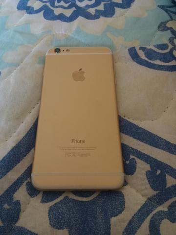 IPhone 6Plus 64GB (Troco em Bike)