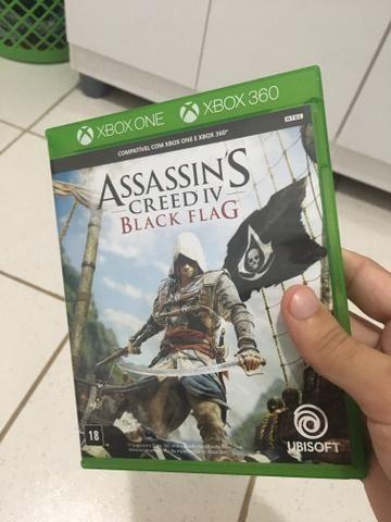Troco jogo Assassin?s creed Iv - Foto 2