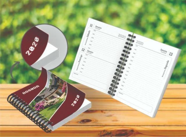 Agendas 2020 Personalizadas Atendemos Todo o Estado do Rio Grande do Sul - Foto 4