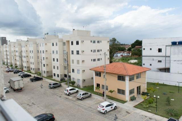 Alugo Apartamento Semi-mobiliado - Condomínio Ouro Negro - Próximo a Rodoviária da Cidade - Foto 12