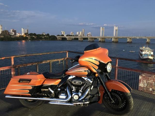 Harley Davidson Streetglide 2012 - Foto 4
