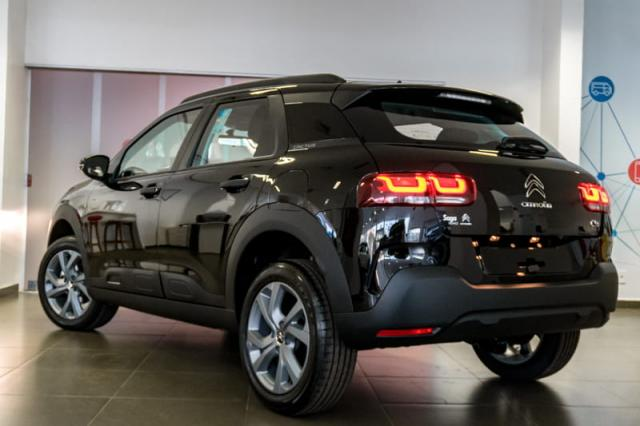 Citroen C4 Cactus 1.6 Feel Mec 19/20 2020 Flex - Foto 3