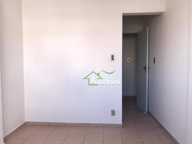 Apartamento com 2 dormitórios para alugar, 78 m² por r$ 850/mês - cascatinha - juiz de for - Foto 9