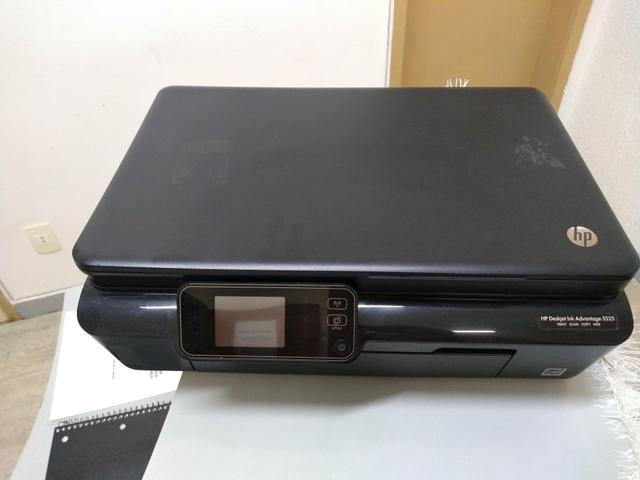 Impressora HP Deskjet Ink Advantage 5525 - Foto 2