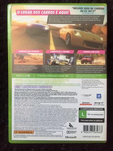 Jogo Forza Horizon xbox 360 - Foto 2