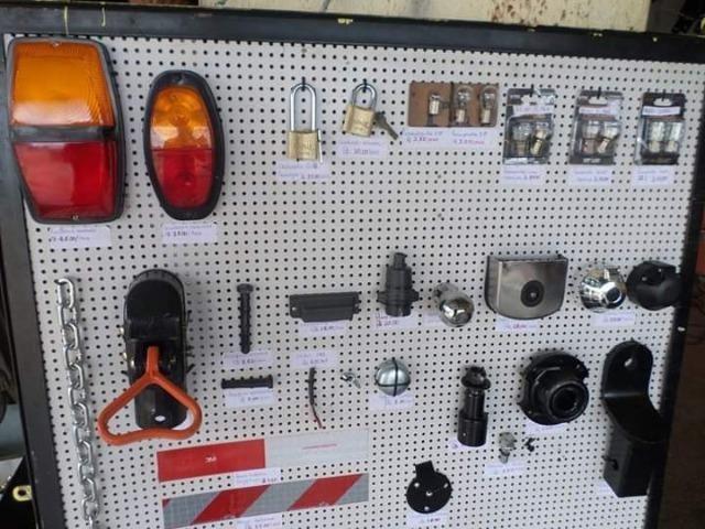 Reboques para locação, engates e outros - Foto 3