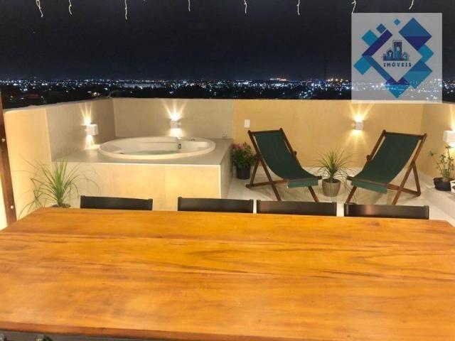 Apartamento com 3 dormitórios à venda, 127 m² por R$ 429.000 - Engenheiro Luciano Cavalcan - Foto 5