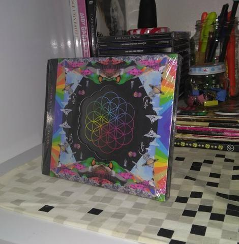 Coldplay - A Head Full Of Dreams ( LACRADO )