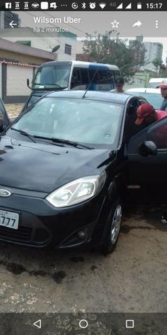 Vendo carro Ford fiesta 17,800 - Foto 2