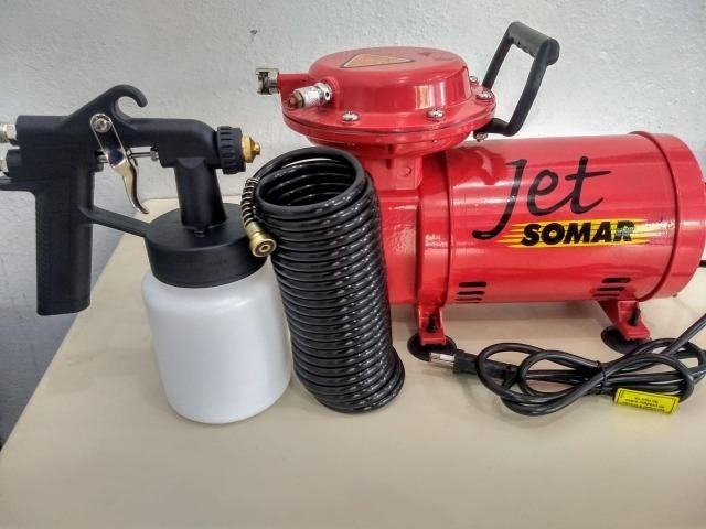 Compressor de Ar - Jet Somar