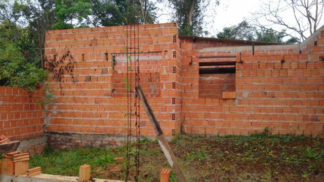 Vende-se casa ainda em construção - Foto 2
