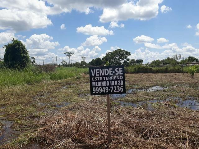 Terreno há 200mts da Amadeu Barbosa