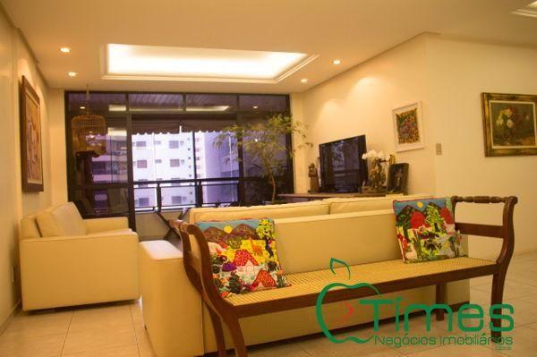 Apartamento  com 5 quartos - Bairro Setor Bueno em Goiânia - Foto 6