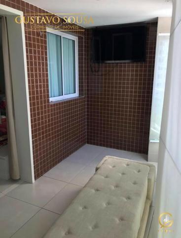 Lindíssimo Apartamento no Condomínio Ilhas do Parque com 03 Suítes - Foto 9