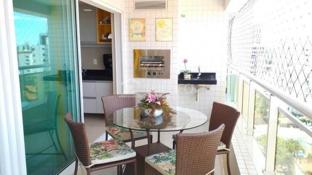 (JR) Lindo Apartamento no Cocó 95m² - 3 Quartos,( 2 Suíte ) + Moveis Projetados - 2 Vagas - Foto 15