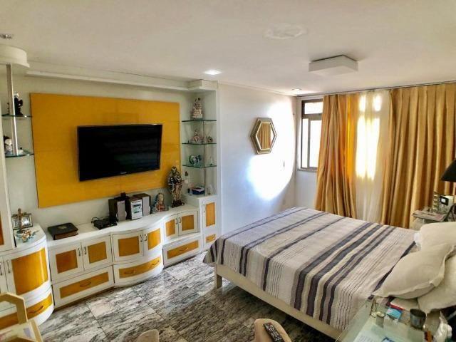 Apartamento no Santa Chiara na Aldeota com 158² / 03 suítes / 03 vagas - AP0634 - Foto 6