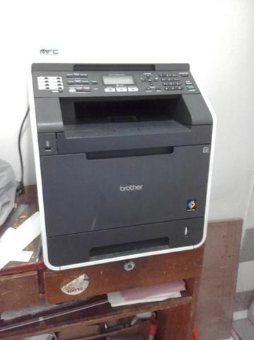 Impressora Brother - mfc cdn - 9460 - Foto 4