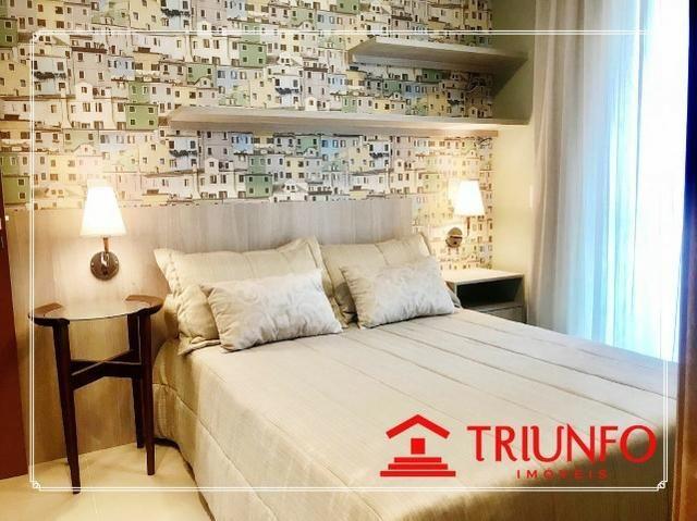 (JG) (TR 18.528) Apto. Luc.Cavalcante,70M², 3Quartos,2 Suites,Sala E/J, V.Gourmet,Lazer - Foto 5