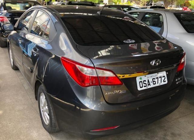 Hyundai Hb20s 2014 1.6 Comfort Plus Flex Automático - Foto 4