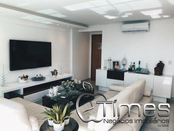 Apartamento  com 3 quartos - Bairro Setor Bueno em Goiânia - Foto 2