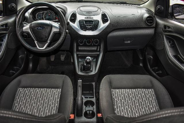 Ford Ka SE 16V Flex 1.5 Completo + 2019 Vist - Foto 7
