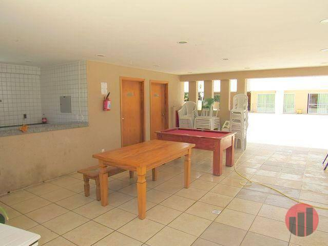 Apartamento todo mobiliado com 2 dormitórios para alugar, 57 m² por R$ 2.000/mês - Cidade  - Foto 5