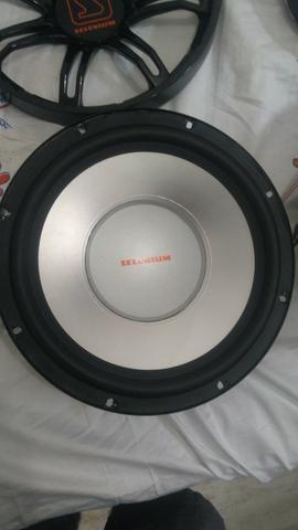 Par de alto falante de 12 reflex 300 rms - Foto 4