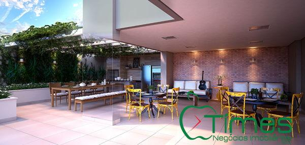 Apartamento  com 3 quartos - Bairro Setor Pedro Ludovico em Goiânia - Foto 8