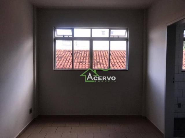 Apartamento com 2 dormitórios para alugar, 78 m² por r$ 850/mês - cascatinha - juiz de for - Foto 4