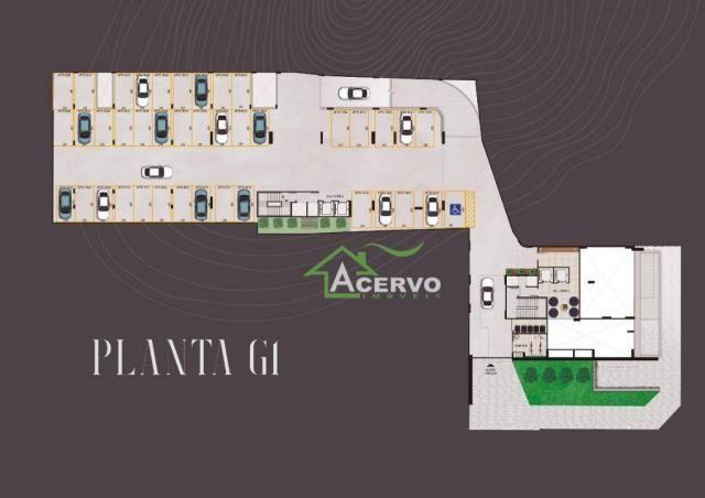Apartamento Garden com 3 dormitórios à venda por R$ 649.900 - Granbery - Juiz de Fora/MG - Foto 5