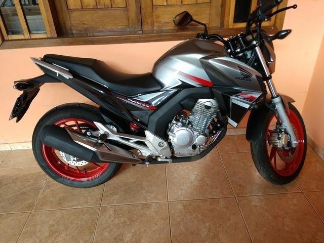 CB Twister 250cc C/ABS 18/18