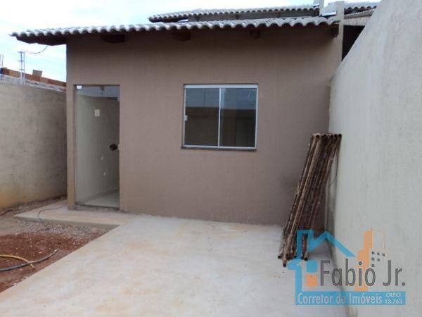 Casa  com 2 quartos - Bairro Residencial Kátia em Goiânia - Foto 2