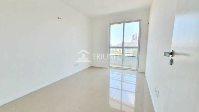 (ESN tr50177) Apartamento Saint Denis 86m 3 quartos 2 vagas B. de Fatima - Foto 11
